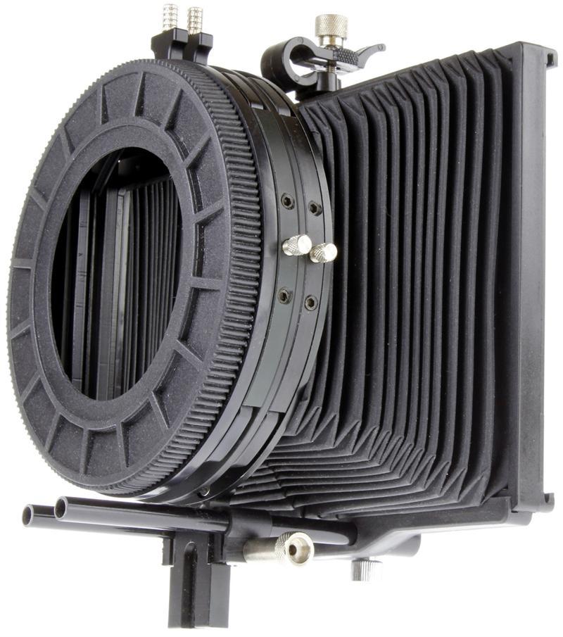 4x4 Quot Bellows Matte Box 2 Filter Stages